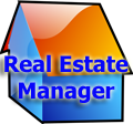 Real Estate Manager logo