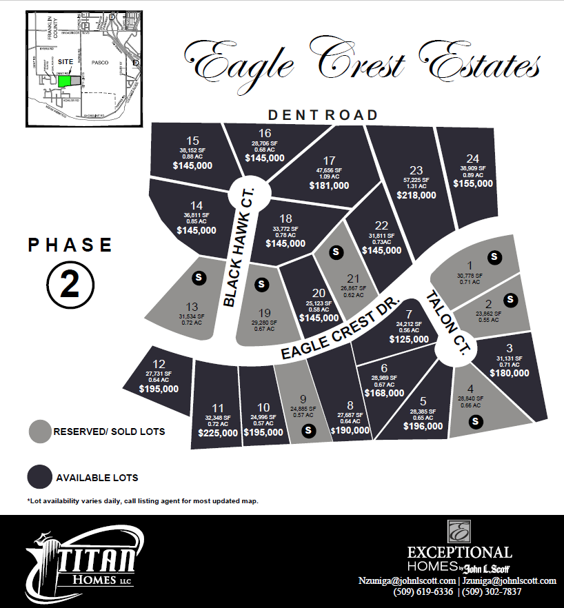 Eagle Crest Phase 2 retail friendly