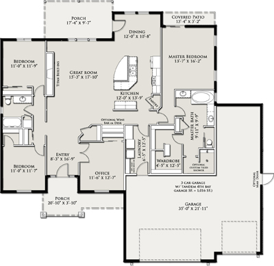 Kimberly Ann Floor Plan mod